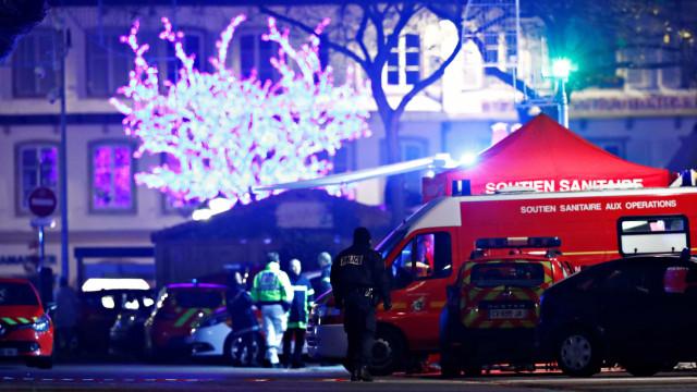 Novo balanço de Estrasburgo fala em 3 mortos e 16 feridos
