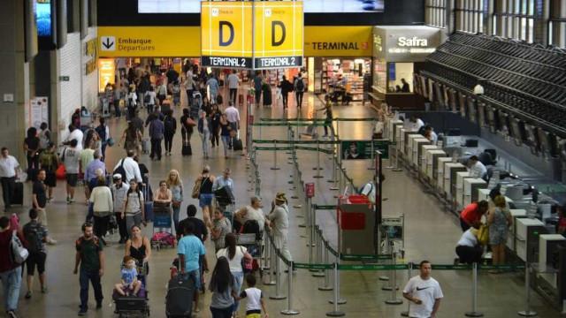 Drogas: PF mira em funcionários de empresas que atuam no Aeroporto de Guarulhos