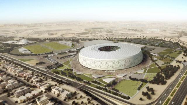 Catar revela projeto do estádio mais importante do Mundial de 2022