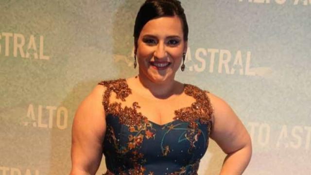 Atriz da Globo perde 46 quilos e brinca: 'Perdi uma Sandy'; veja fotos