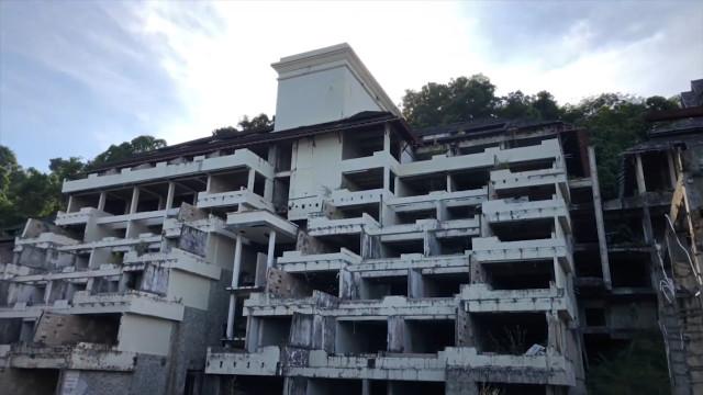 Conheça um fantástico hotel abandonado na Tailândia