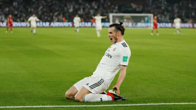 Real Madrid vence e Bale igual marca de CR7 e Messi no Mundial