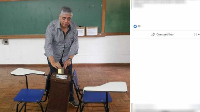 Professor espanca diretor de universidade até a morte e é preso em SP