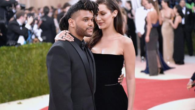 Após dois meses de separação, Bella Hadid e The Weeknd estão juntos