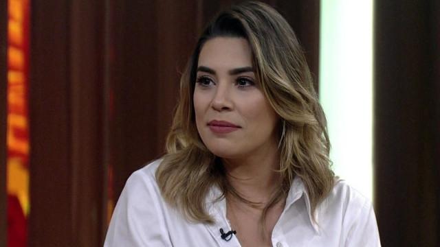 Naiara Azevedo se defende em acusação de plagiar pagodeiros