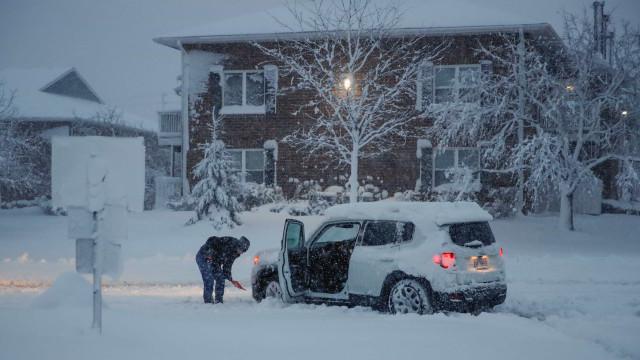 Pelo menos três morrem após tempestades de inverno nos EUA