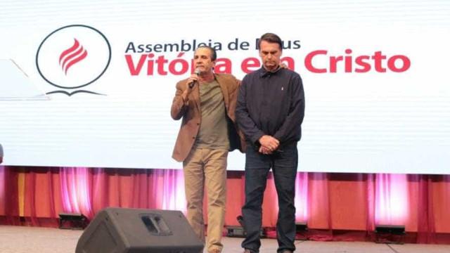 Malafaia: Agenda pró-Israel assegura apoio de evangélicos a Bolsonaro
