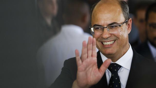 Ex-juiz federal, Wilson Witzel é empossado governador do Rio