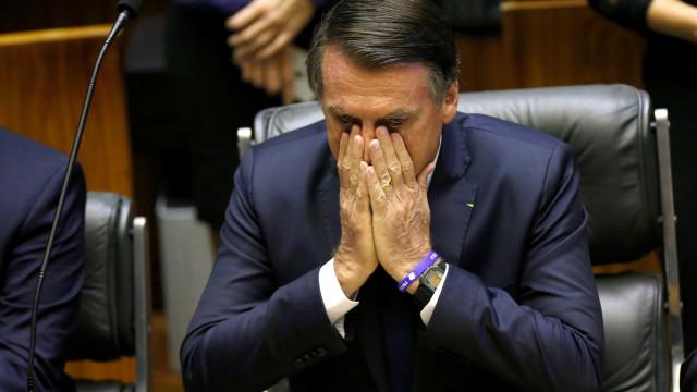 Bolsonaro repete estratégia de campanha em discurso e desaponta aliados