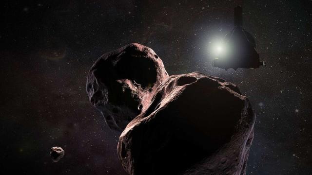 Nasa compartilha imagem única do objeto mais distante do Sistema Solar