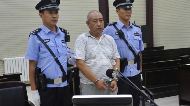 Serial Killer 'Jack, o estripador' é executado na China