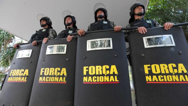 Governo prorroga emprego da Força Nacional no MS e no AM