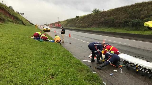 Quatro romeiros morrem neste fim de semana a caminho de Aparecida