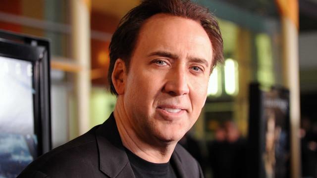 Nicolas Cage diz que pediu anulação de casamento por estar bêbado