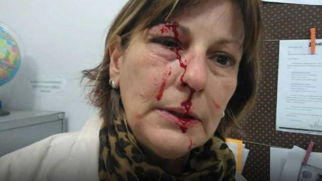 Professora agredida em SC faz carta à ministra Damares pedindo respeito