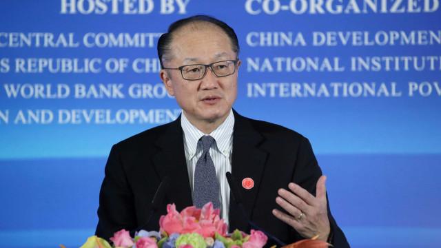 Presidente do Banco Mundial renuncia de maneira inesperada