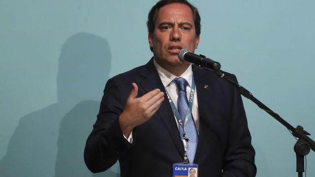 Presidente da Caixa diz que banco terá foco total na venda de fatias de subsidiárias