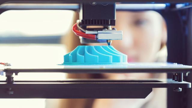 Nova impressora 3D cem vezes mais rápida é apresentada nos EUA