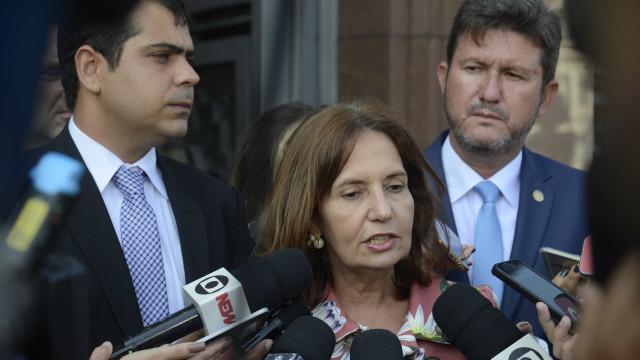 Ataque à deputada Martha Rocha foi tentativa de latrocínio; diz polícia