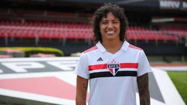 Cristiane, da seleção brasileira, anuncia saída do São Paulo