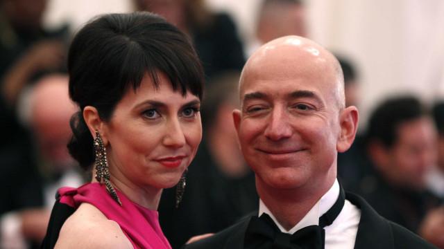 Ex-mulher de dono da Amazon pode ser a mulher mais rica do mundo