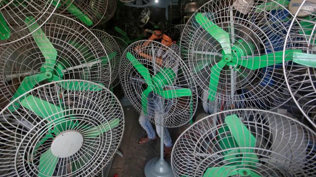 Verão acelera vendas de ventilador e provoca faltas pontuais