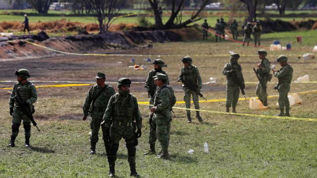 Sobe para 79 número de mortos em explosão no México
