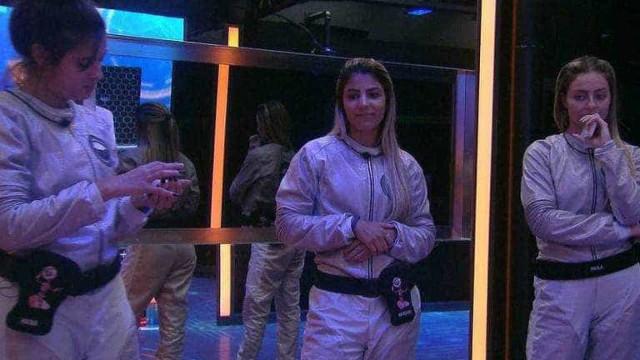 BBB 19: Isoladas da casa, sisters participam de jogo Confio X Desconfio