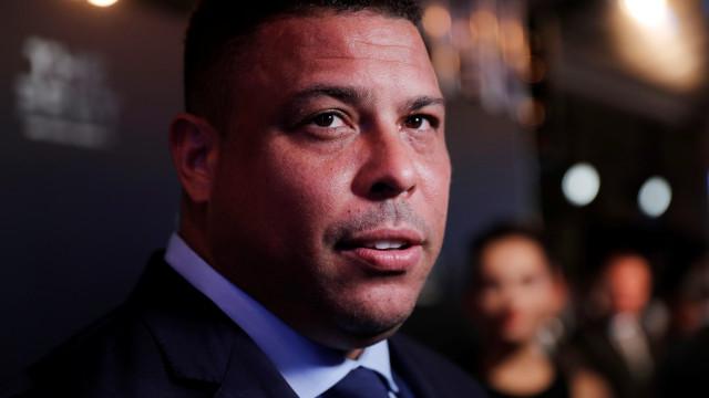 Ex de Ronaldo Fenômeno pede R$ 200 mil de pensão