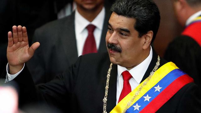 'Estou pronto para o diálogo', diz Maduro sobre acordo de paz
