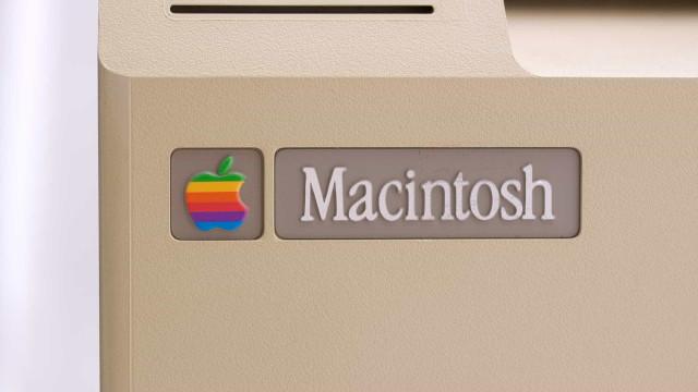Mac original completa 35 anos