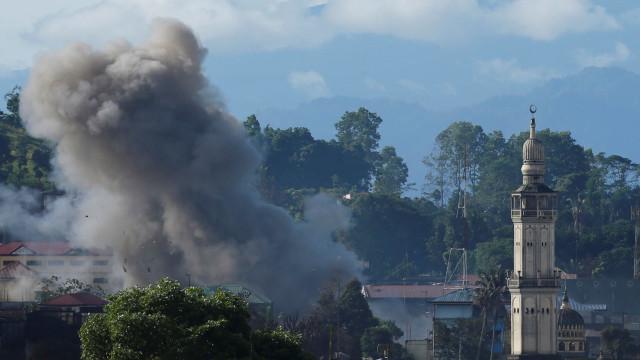 Já são 27 os mortos pelas explosões em catedral nas Filipinas