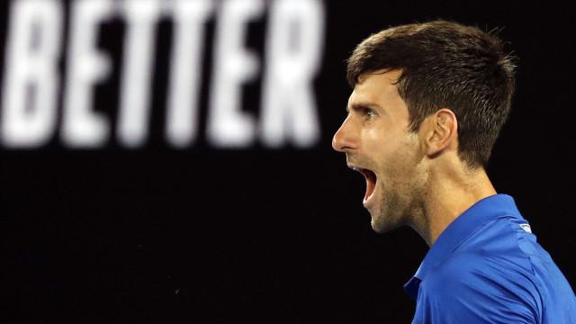 Djokovic e Thiem estreiam com vitória no Torneio de Viena