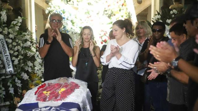 Corpo de Wagner Montes será cremado na tarde de hoje no Rio