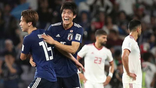 Japão derrota o Irã e vai à decisão da Copa da Ásia pela quinta vez