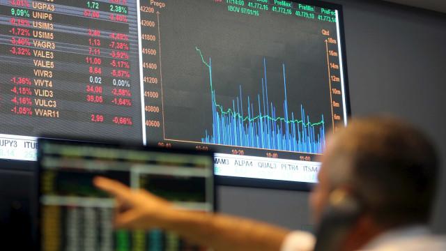 Temor de crise global derruba bolsas