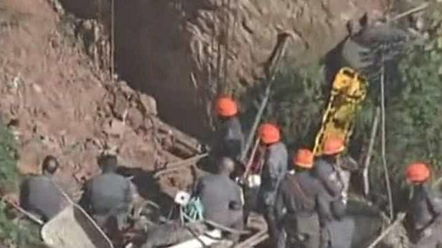 Desabamento de casa deixa um morto e um ferido na zona norte de SP