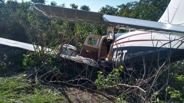 Aeronave faz pouso forçado em São Paulo após pane