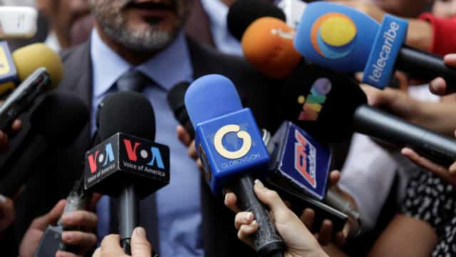 Jornalistas estrangeiros são expulsos da Venezuela