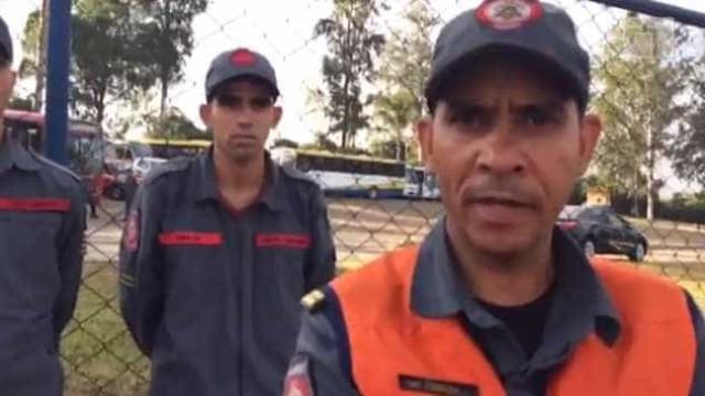 Voluntário de Brumadinho ajudou bombeiros na tragédia da TAM
