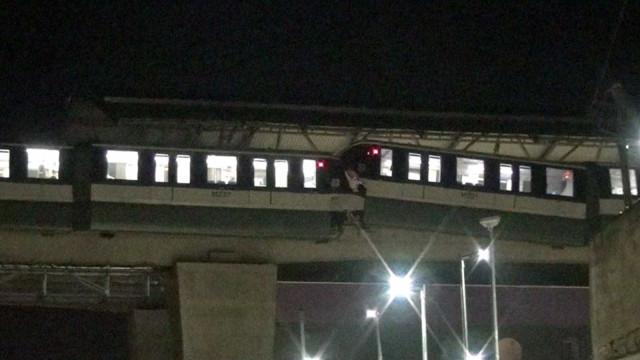 SP: trens do monotrilho da Linha 15 colidem; Metrô abre sindicância