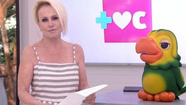 Ana Maria se emociona ao ler carta de mãe de vítima de Brumadinho