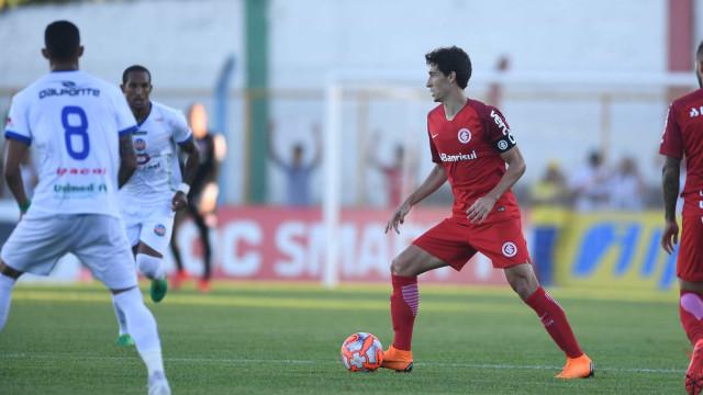 Inter cede empate ao Veranópolis e aumenta pressão sobre Odair Hellmann