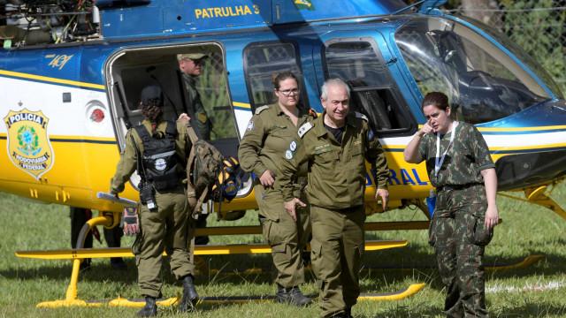 Militares israelenses deixam Brumadinho hoje
