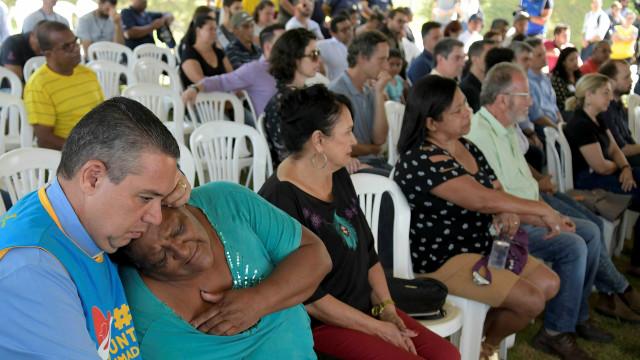 Brumadinho: 44 famílias se cadastram para receber R$ 100 mil da Vale