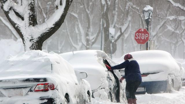 Frio extremo dá trégua e temperaturas começam a subir nos EUA