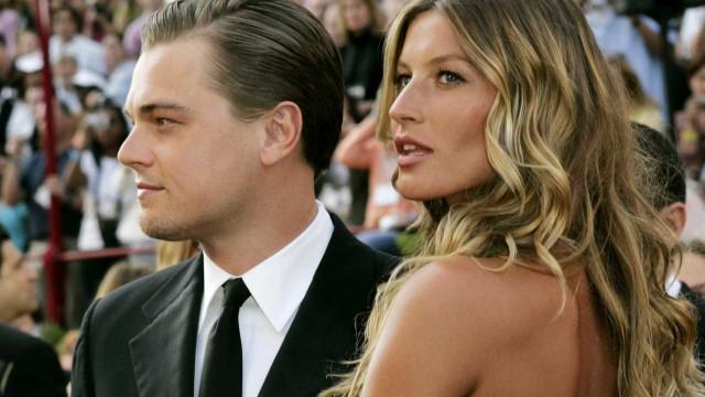 Leonardo DiCaprio só teve namoradas de até 25 anos, diz levantamento