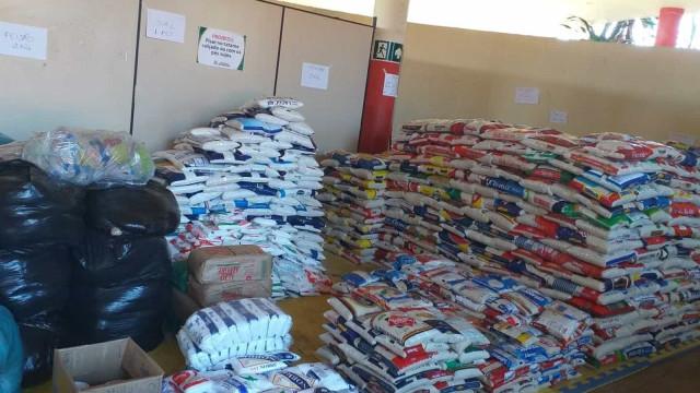 Após receber 30 toneladas, doações não são mais necessárias em MG