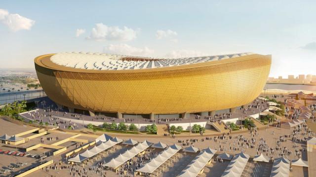 Fifa divulga desenho da tabela da Copa de 2022 no Catar