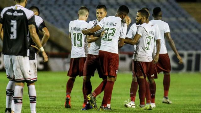 Fluminense joga bem, goleia River-PI e avança na Copa do Brasil